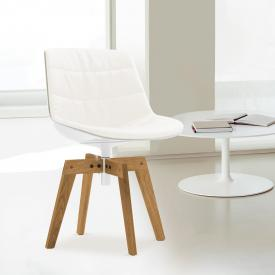 MDF Italia FLOW CHAIR with legs