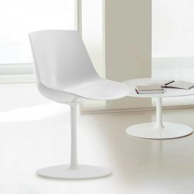 MDF Italia FLOW CHAIR with single leg