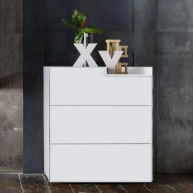 MDF Italia INMOTION sideboard with open compartment