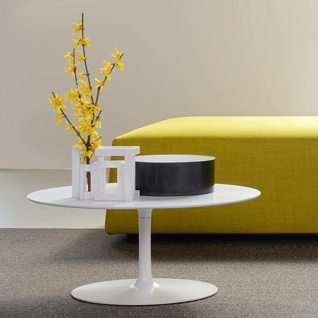 MDF Italia FLOW LOW swivel coffee table