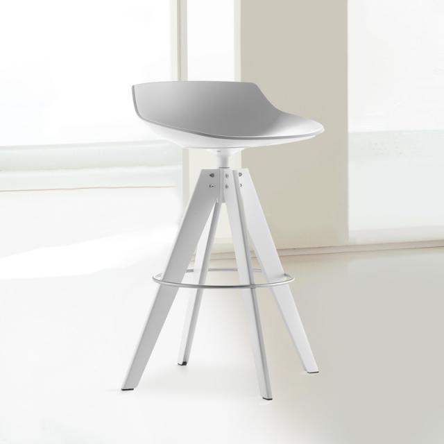 MDF Italia FLOW STOOL counter stool
