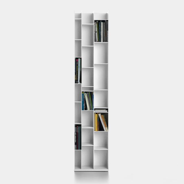 MDF Italia RANDOM 3C bookcase
