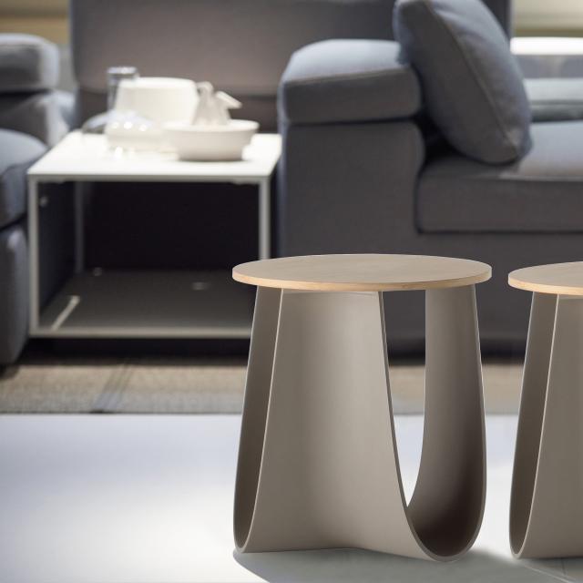 MDF Italia SAG stool/side table