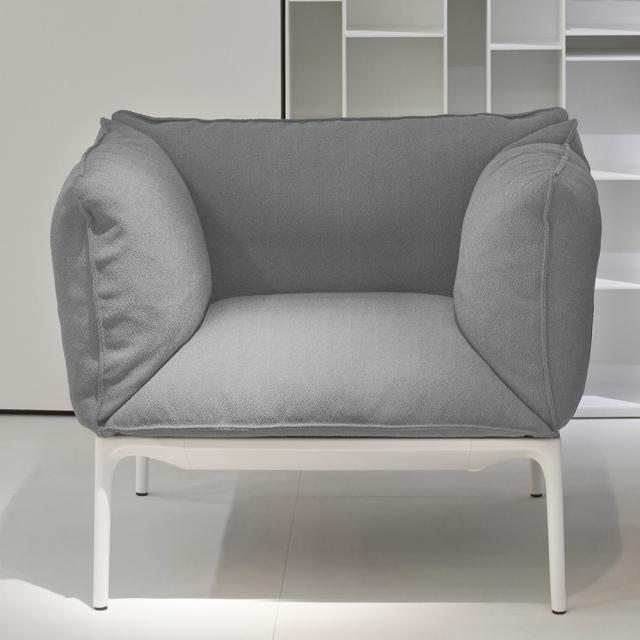 MDF Italia YALE armchair