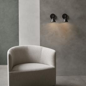 Menu Cast Sconce wall light with supply line