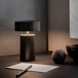 Menu Column LED table lamp with dimmer