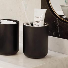 Menu Comfort toothbrush holder black