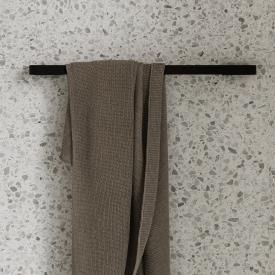 Menu Comfort towel rail black