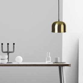 Menu GM Brass pendant light