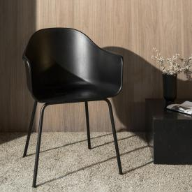 Menu Harbour chair with armrests