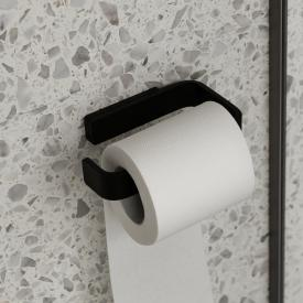 Menu toilet roll holder matt black