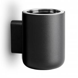 Menu tumbler matt black