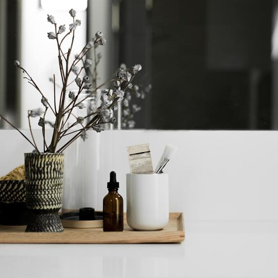 Menu Comfort toothbrush holder white