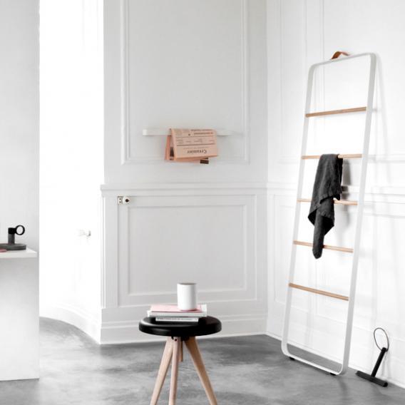 Menu Comfort towel ladder white/oak