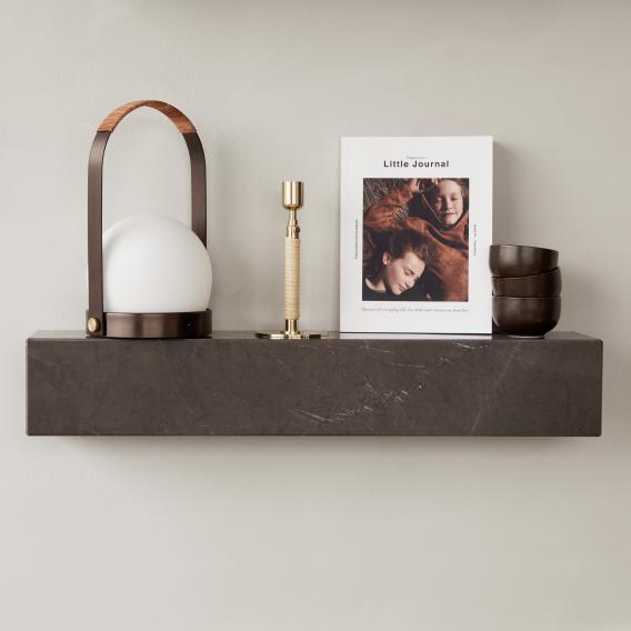 Menu Plinth shelf
