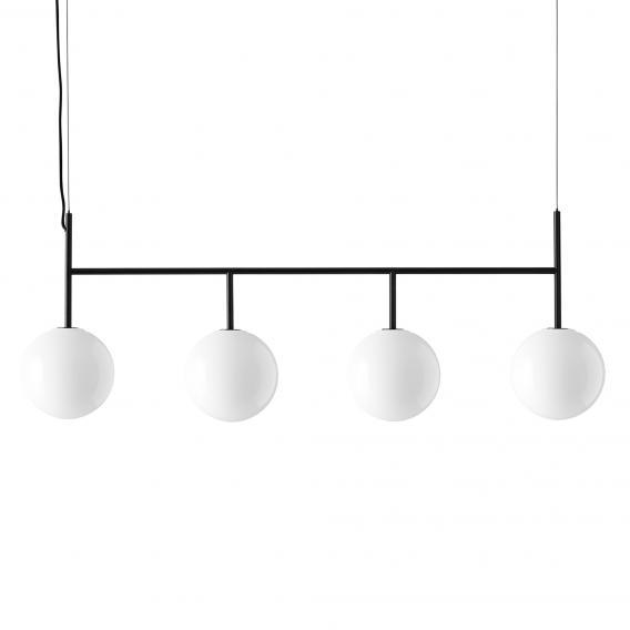 Menu TR Bulb Frame dim-to-warm pendant light, 4 heads
