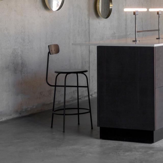 Menu Afteroom counter stool