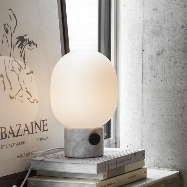 Menu JWDA Marble table lamp with dimmer