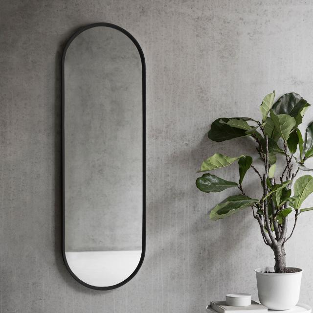 Menu Norm wall-mounted mirror, oval