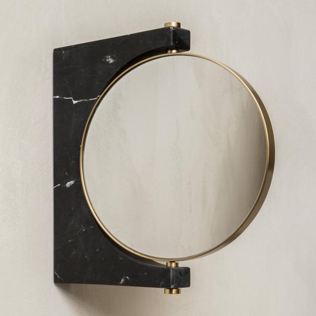 Menu Pepe wall-mounted beauty mirror black