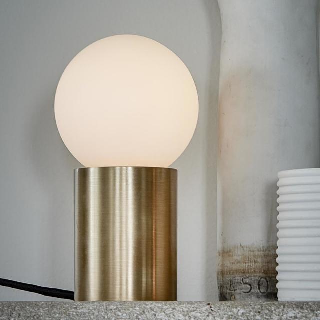 Menu Socket Occasional table lamp