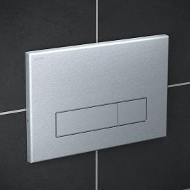 MEPA Orbit flush plate, vandal proof, dual flush technology