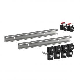MEPA support rails for shower trays/ baths