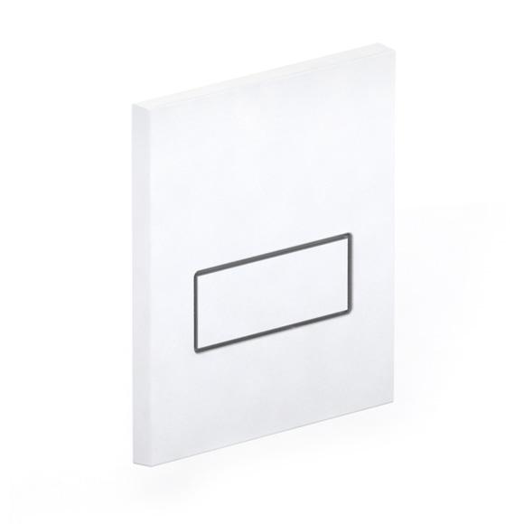 MEPA Orbit Sanicontrol concealed urinal flushometer white