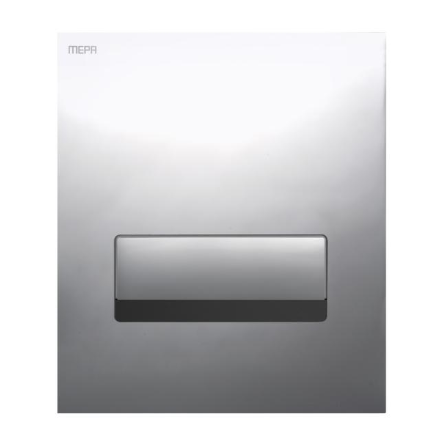 MEPA Sanicontrol front plate MEPAorbit for automatic urinal flush, battery operated