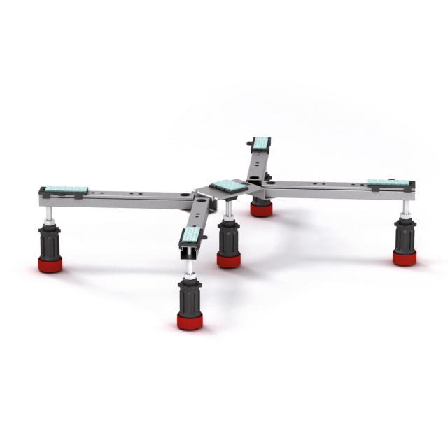 MEPA shower tray legs BW-5 Maxi
