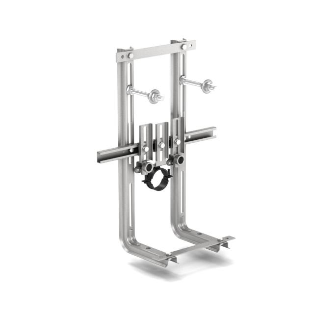 MEPA Unimont® support frame H: 54 cm, for bidet