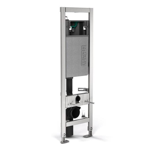 MEPA VariVIT ® type E31 corner toilet element cistern Sanicontrol H: 118.5 cm