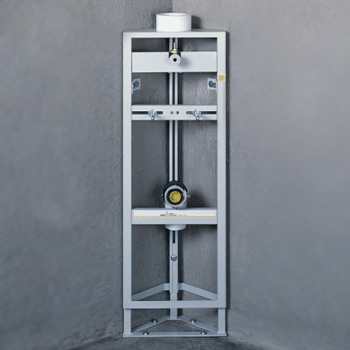 Missel MUR compact element H: 96 cm, for urinal