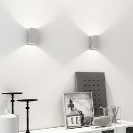 Milan Dau Doble LED wall light
