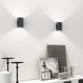 Milan Dau Doble LED wall light