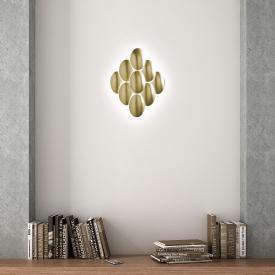 Milan Obolo LED wall light