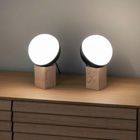 Milan pedestal for Half 16 P. table lamp