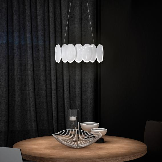 Milan Obolo LED pendant light