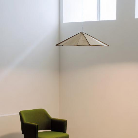 Milan Sepal LED pendant light