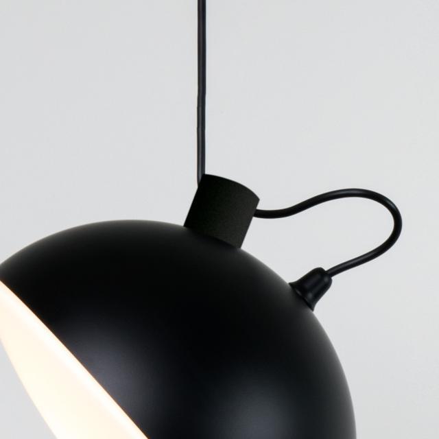 Milan alignment magnet for single pendant light
