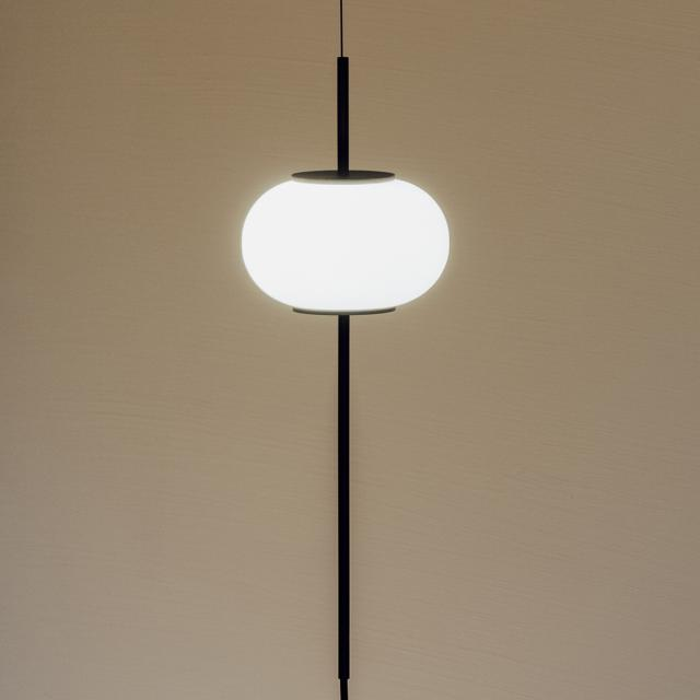 Milan Astros 15 S. & P floor lamp with power cord