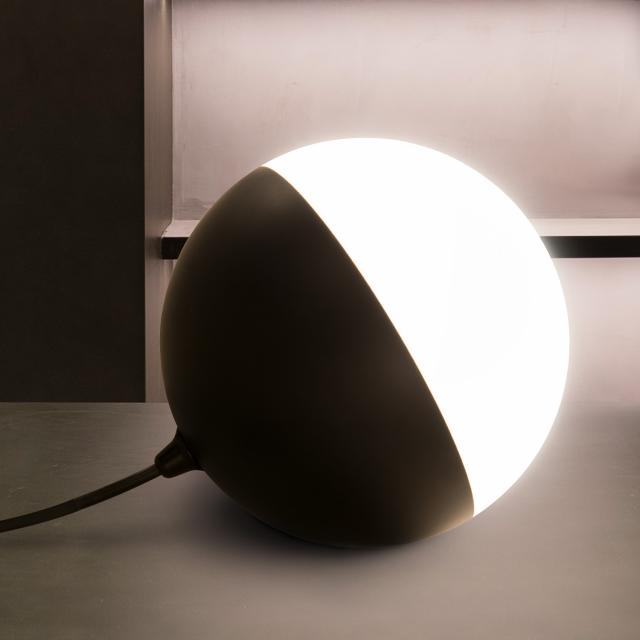 Milan Half 35 P. table lamp/floor light