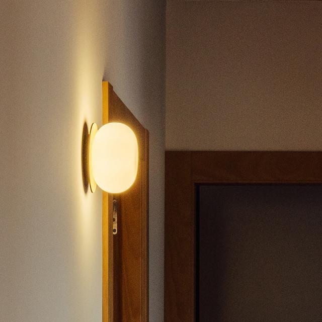 Milan Knock 15 W. wall light