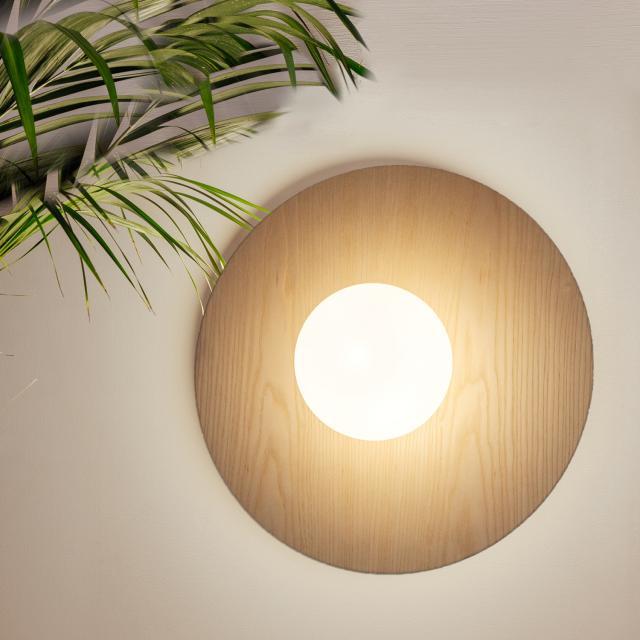 Milan Knock 40 W. wall light / ceiling light