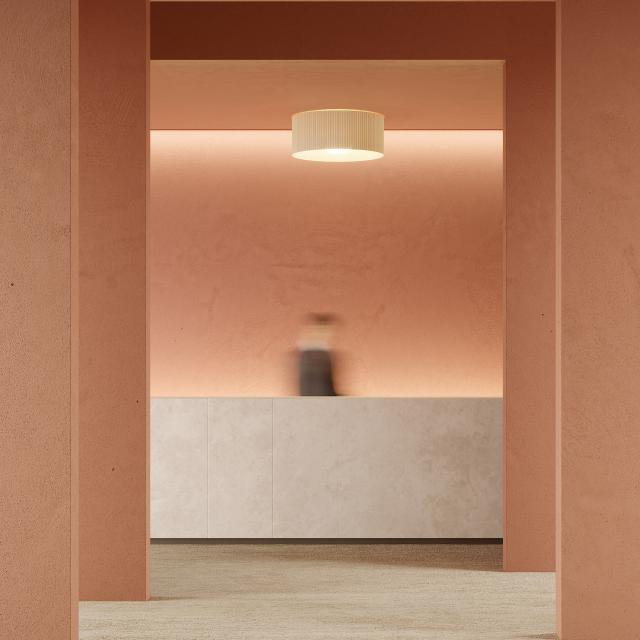 Milan Lap ceiling light