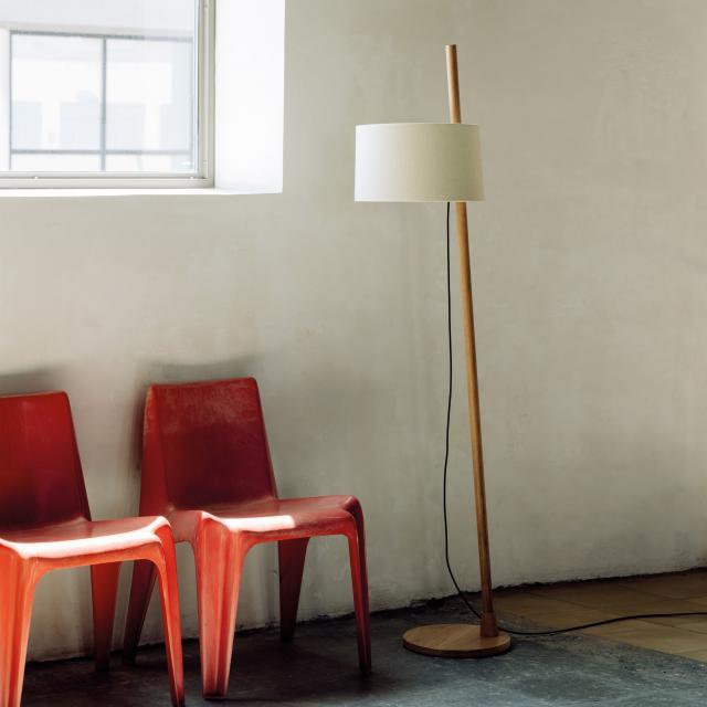 Milan Linood floor lamp