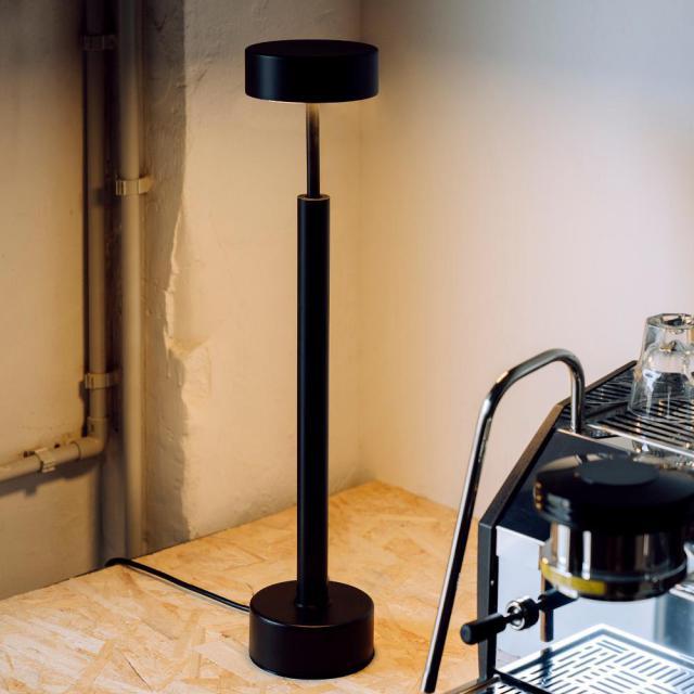 Milan Peak LED table lamp