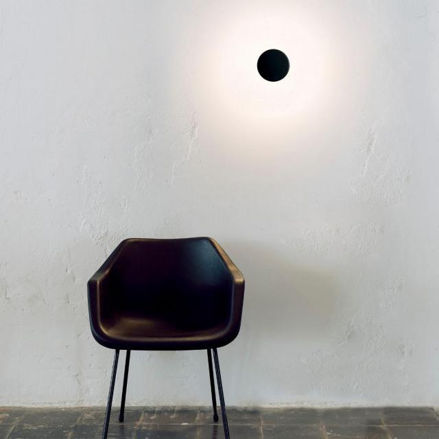 Milan Peak LED wall light