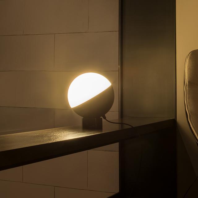 Milan pedestal for Half 25 P. table lamp