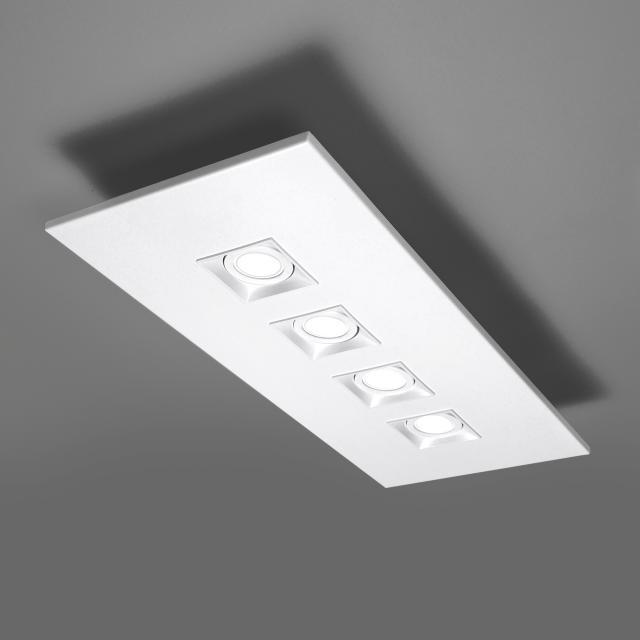 Milan Polifemo ceiling spotlight 4 heads